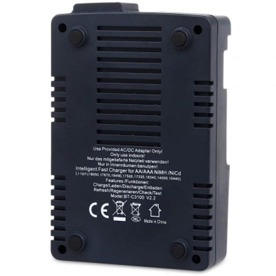 Opus BT-C3100 V2.2 Smart Battery Charger EU Plug